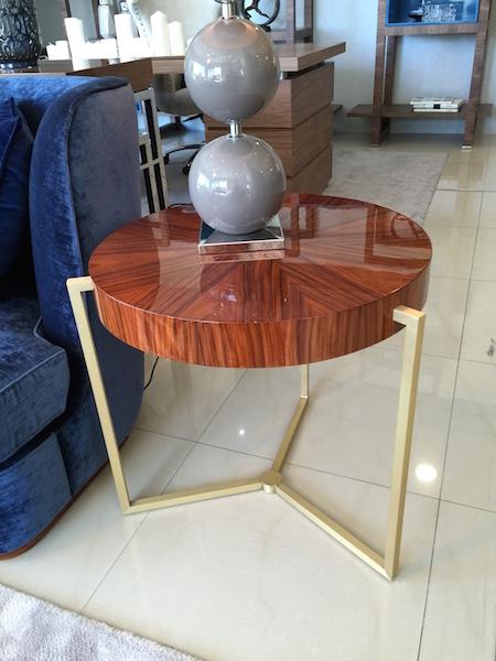 3 legged side table